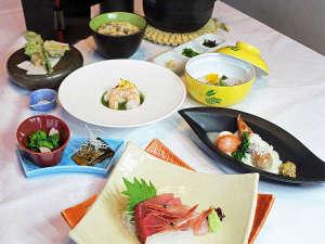 旭川トーヨーホテル:3月度旬会席メニューになります。