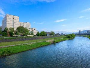プレミアホテル−TSUBAKI−札幌 外観