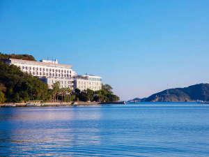 伊勢志摩三景 鳥羽グランドホテルの写真