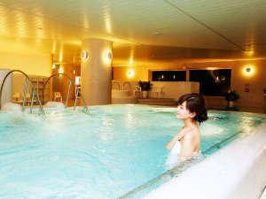 JRタワーホテル日航札幌:天然温泉 22階スカイリゾートスパ「プラウブラン」