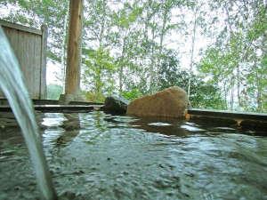 温泉宿 山荘わたり:*【温泉】体の芯から温まる奈川温泉。静かな山間の温泉風情も魅力です。