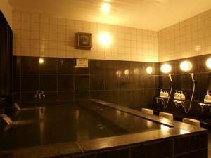 ニュービジネスホテル アルファー:別館の大浴場☆無料でご入浴いただけます♪(男性専用です)