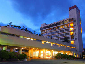 ホテル花いさわ【外観】