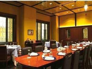 ホテルモントレ札幌:大正モダンな創作フレンチレストラン『華蘭亭』