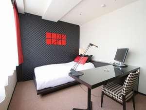 ホテルストリックス東京:【コンフォートシングルルーム】ワンランク上のビジネスライフを!