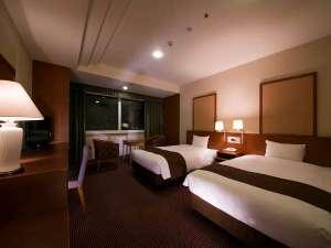 名鉄グランドホテル:ツイン(一例)