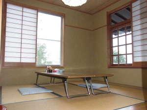 榛名湖畔 甲子亭(きのえねてい)別館:食事処