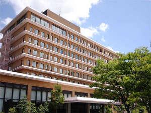 金沢国際ホテル:テスト外観