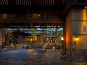 昼神の棲 玄竹の写真