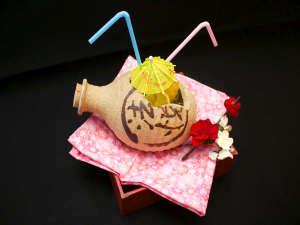 【法悦スカッシュ】伊豆の果実使用したノンアルコールカクテル。法悦名物です!