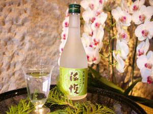 【法悦冷酒】静岡県産米100%使用。(花の舞)