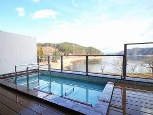 足和田ホテル:新設の露天風呂で寛ぎの時間を…♪