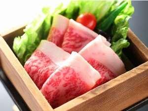足和田ホテル:甲州牛サーロインの赤ワイン蒸し