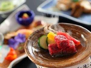 貴賓館 旅亭たかの:■料理■厳選された信州牛がメインの彩り豊かな本格懐石料理