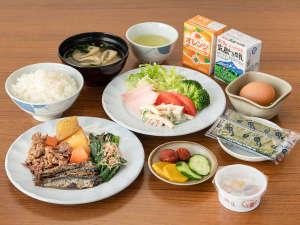 *朝食バイキング/和食派のあなたも。和洋どちらもご用意しております