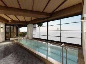 熱海シーサイド・スパ&リゾート:新大浴場(内風呂)*画像はイメージです