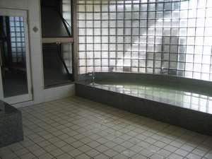 ビジネスホテル ルート9:大浴場