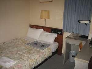 ビジネスホテル ルート9:新館ダブル バス付