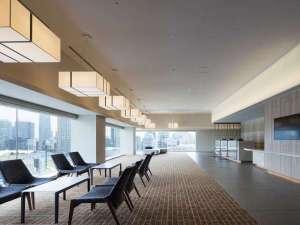 日本青年館ホテル:9階フロント・ロビー