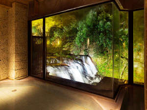 絶景露天風呂と貸切風呂が自慢の宿 東山温泉 庄助の宿 瀧の湯