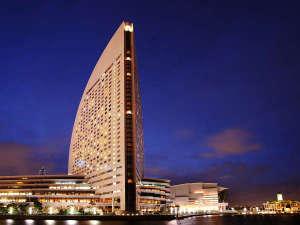 ヨコハマ グランド インターコンチネンタル ホテルの写真