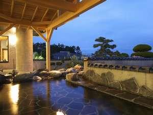 海と味の宿 和倉温泉 宿守屋寿苑(やどもりやじゅえん):潮騒を間近に感じられる露天風呂