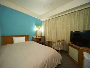 ホテルサンルートソプラ神戸:【シングルルーム】英国王室御用達のベッドでぐっすり