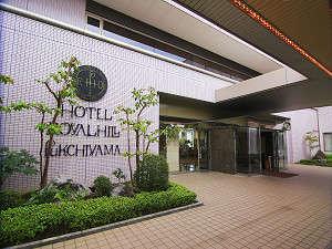 ホテルロイヤルヒル福知山&スパ 外観