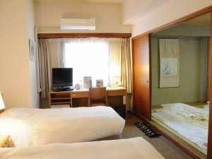 ホテルテラス横浜(BBHホテルグループ):■和洋室【30㎡】6名様まで可能です♪■☆Wi-Fi無料接続