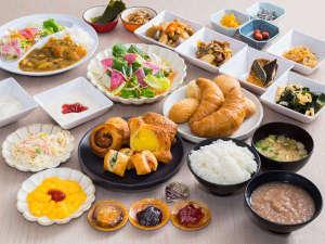 スーパーホテルLohasJR奈良駅 天然温泉 飛鳥の湯:各種お惣菜もたくさん取り揃えております♪
