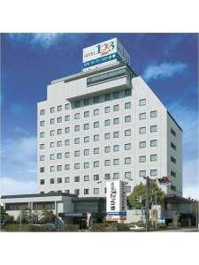 ホテル1-2-3倉敷 外観