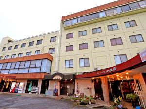 グリーンホテル小松家 外観