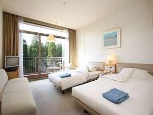 米塚天然温泉 阿蘇リゾートグランヴィリオホテル:静寂な森に面したお部屋でゆったりとお過ごしくださいませ