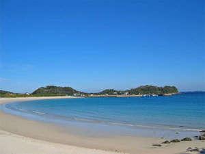 民宿 宝来荘:筒城浜(徒歩10分)夏は海水浴、他の季節はお散歩に最適♪