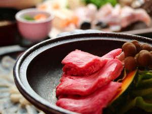 民宿 宝来荘:美味しい壱岐牛もご堪能下さい