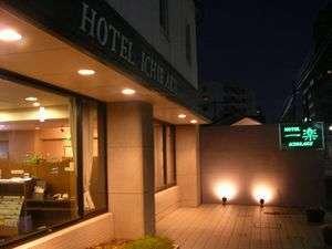 ホテル一楽 南天神