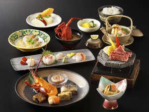 ラフォーレ倶楽部 伊東温泉 湯の庭:夕食/おとな旅 2016年9~11月