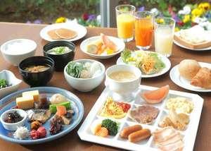 東京ベイ有明ワシントンホテル:和洋ブッフェ朝食で一日のパワーを! ※写真はイメージです。