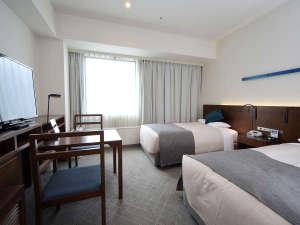 東京ベイ有明ワシントンホテル:高層階スーペリアツイン