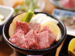 にごり湯露天と手料理が温かい湯の宿 旅館こだま:厳選された大好評の信州牛