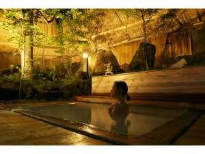 にごり湯露天と手料理が温かい湯の宿 旅館こだま:露天風呂