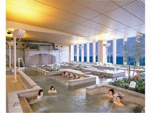 龍宮城スパ・ホテル三日月