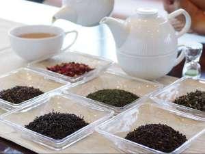 【ウェルカムティー】四季にあわせた上質な紅茶をご提供(17時までご到着の方限定)