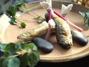 湯の風 HAZU:鮎の塩焼き※イメージ