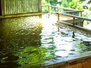 湯の風 HAZU:*露天風呂で景色と自然を楽しみ温泉を堪能!