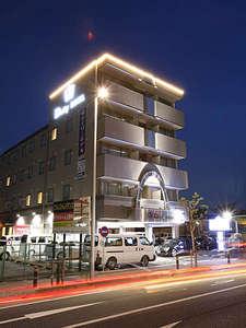 デイリーホテル上福岡駅前店の写真