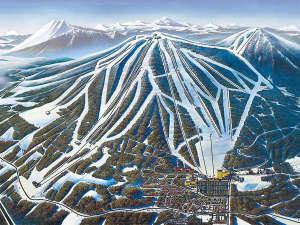 ホテル安比グランド本館&タワー:日本最大級のスキー場直結!