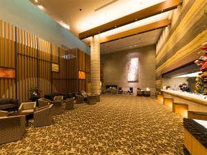 ホテル安比グランド本館&タワー:本館 フロントロビー