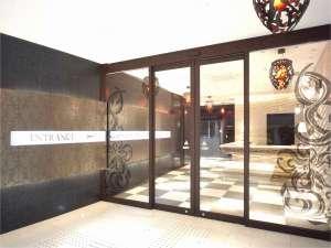 センチュリオンホテルレジデンシャル赤坂:ホテルエントランス