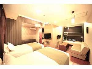 センチュリオンホテルレジデンシャル赤坂:ツインルーム